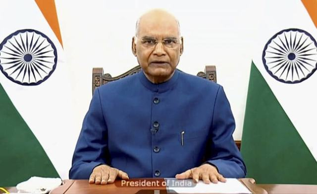 Parliament Attack 2001: President Ram Nath Kovind Says Nation Gratefully  Remembers Brave Martyrs Who Laid Down Lives Defending Parliament