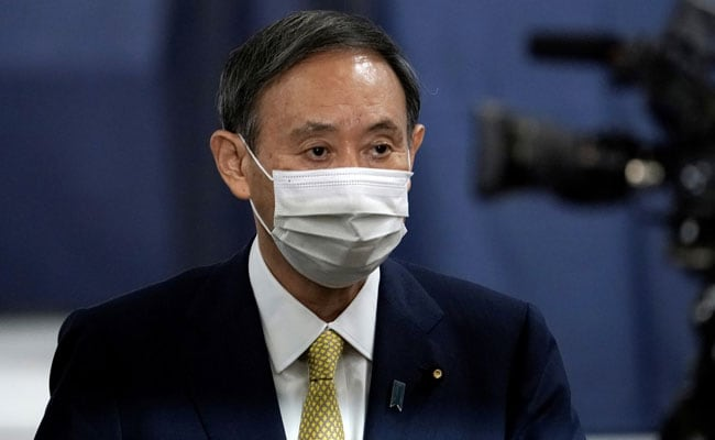 Japan Ruling Party Elects Yoshihide Suga As PM Successor