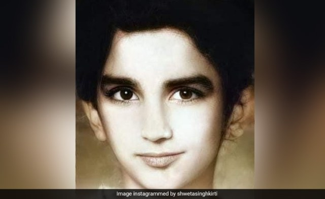 Sushant Singh Rajput's Sister Shares A Vintage Pic Of Him. Ankita Lokhande Leaves A Comment