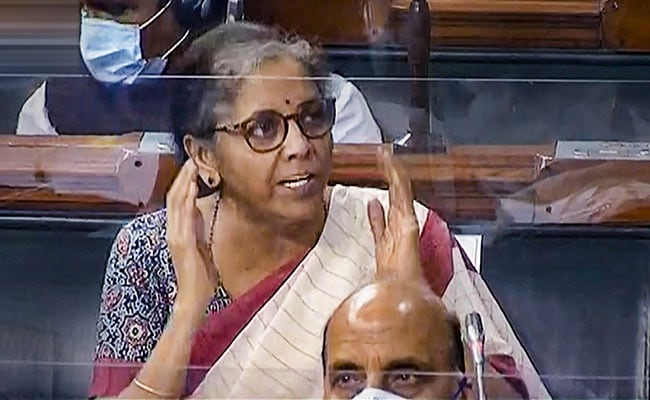 No Bengal District Included In Migrants Job Scheme As State Did Not Share Data: Nirmala Sitharaman