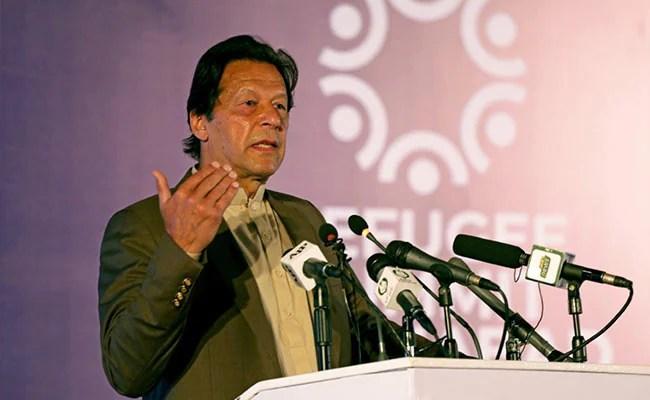 Unfair To Blame Pakistan For Afghanistan Situation: Imran Khan