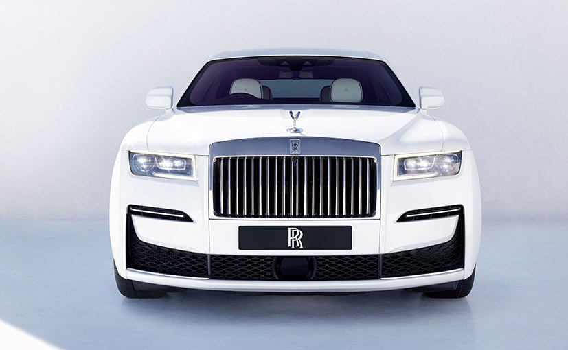 Rolls-Royce recently unveiled the new-generation Ghost and also announced its new brand identity