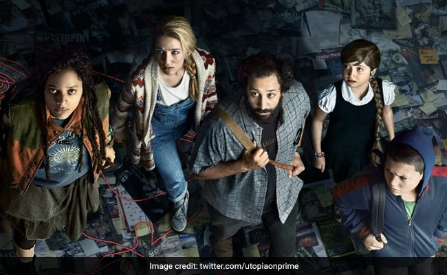 Utopia Review: A Timely Thriller Set In Pandemic-Hit Rabbit Hole