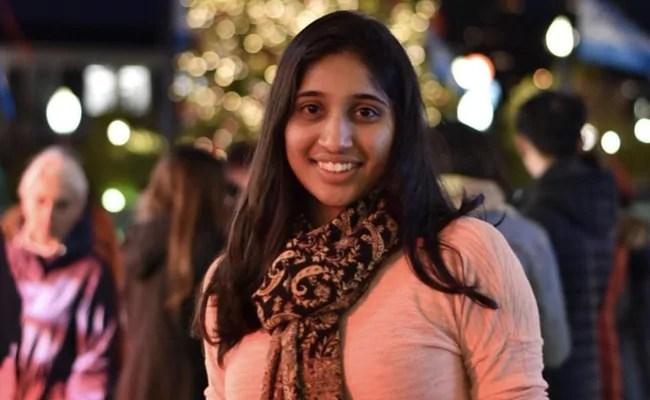 अमेरिका में वाटरफॉल में सेल्फी लेते हुए आंध्र की महिला की मौत