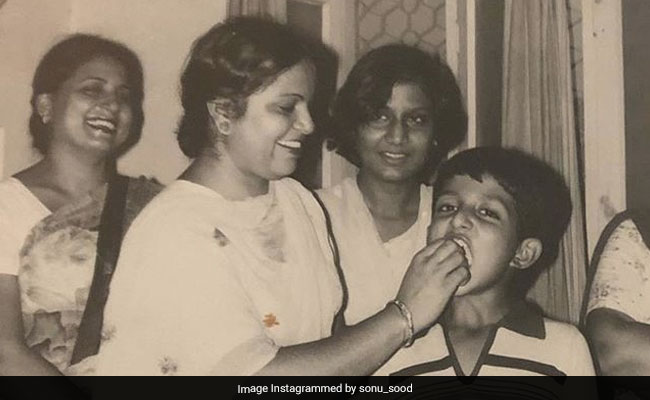 Sonu Sood Lost His Mother 13 Years Ago On This Day. His Heart-Wrenching Post
