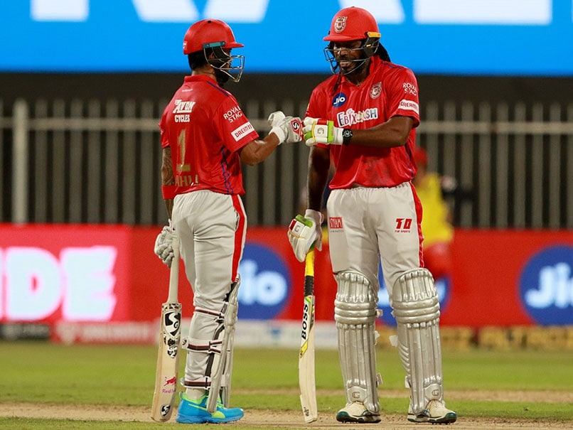 RCB vs KXIP IPL 2020 Match Live Updates: KL Rahul, Chris Gayle Hit Fifties As Kings XI Punjab Close In On Easy Victory