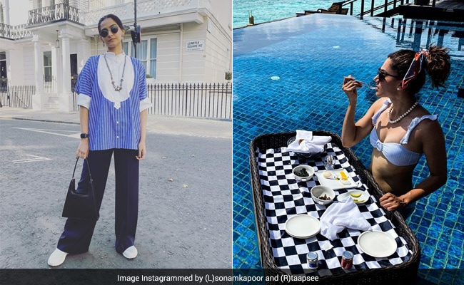Taapsee Pannu To Sonam Kapoor: These Celebrity Vacation Pics May Give You Major FOMO
