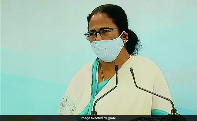 'Some People Malign Police For Political Gains': Mamata Banerjee