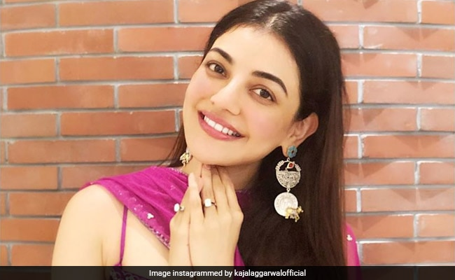 Bride-To-Be Kajal Aggarwal Left This Comment On Fiance Gautam Kitchlu's Post