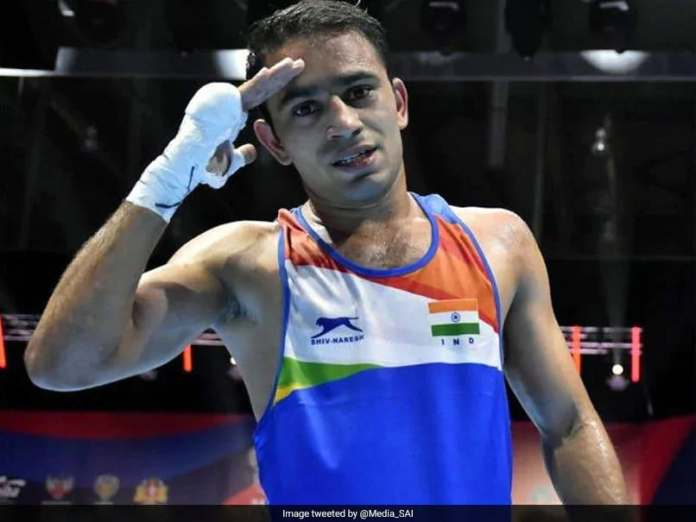 Boxing World Cup: Amit Panghal Wins Gold In 52 Kg Category After Getting Walkover In Final
