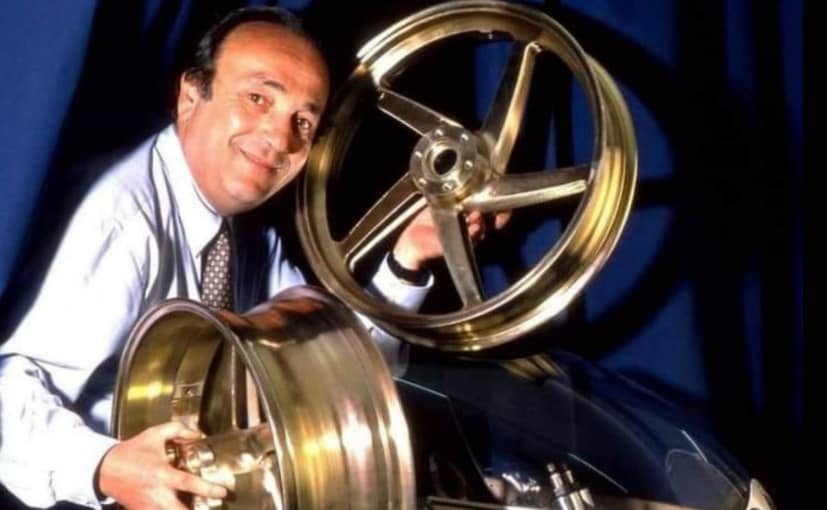 Roberto Marchesini is regarded as the pioneer of forged magnesium wheels for motorcycles
