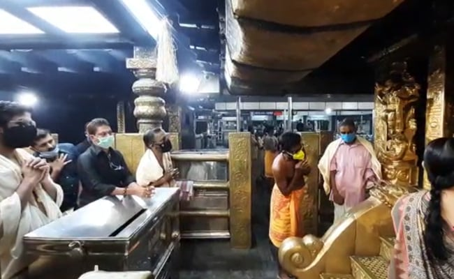 Only 250 Devotees A Day, Covid Tests Must As Sabarimala Temple Reopens