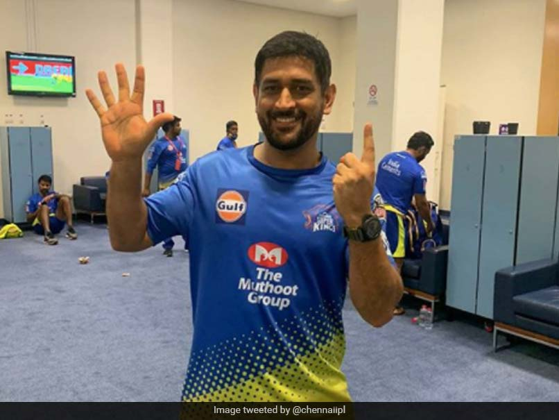 IPL 2020: MS Dhoni, Chennai Super Kings celebrate six million Twitter followers