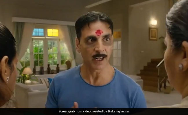 Laxmmi Bomb Trailer: Akshay Kumar As A Transgender Ghost Makes This Horror Comedy A Laugh Riot