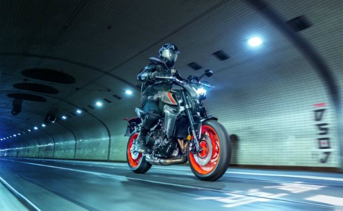 The 2021 Yamaha MT-09 gets a bigger enginem, new electronics package and more features