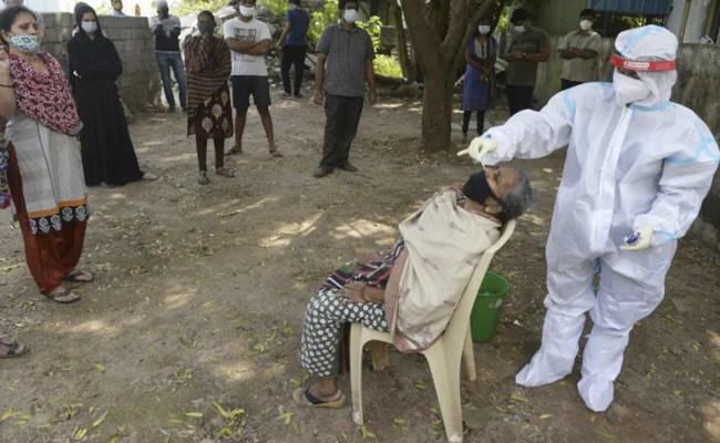 भारत में कोरोना वायरस संक्रमण के कुल मामले 80 लाख के पार हुए