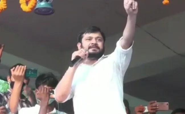 'Big Lie': Kanhaiya Kumar On PM Modi's 'I Did Satyagraha' Remark In Bangladesh