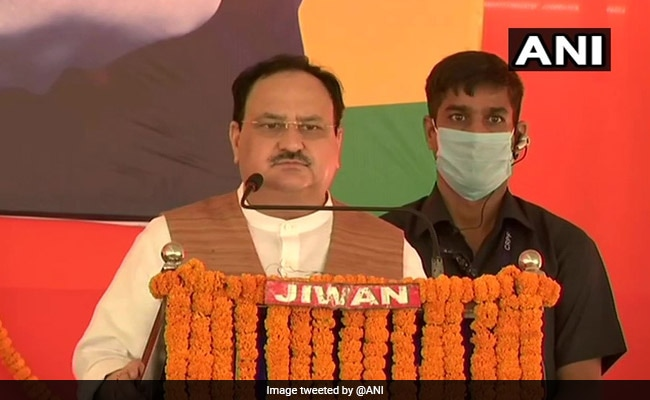 BJP's JP Nadda To Visit North Bengal On Monday, Address Party Workers