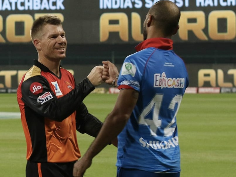 SRH vs DC: Know All About When And Where To Watch Live Telecast of IPL 2020
