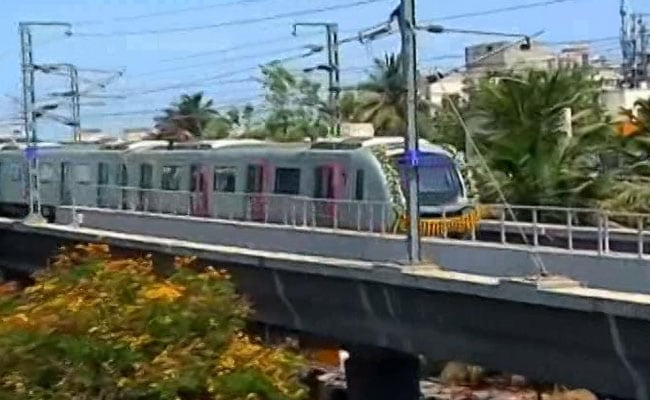 Mumbai Metro Reopens Tomorrow After Months Of Covid Lockdown