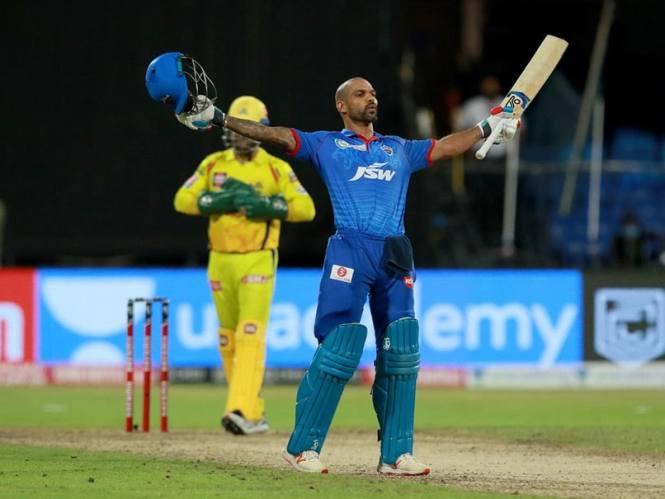 IPL 2020, DC vs CSK: Shikhar Dhawan Heroics Help Delhi Capitals Beat Chennai Super Kings By 5 Wickets