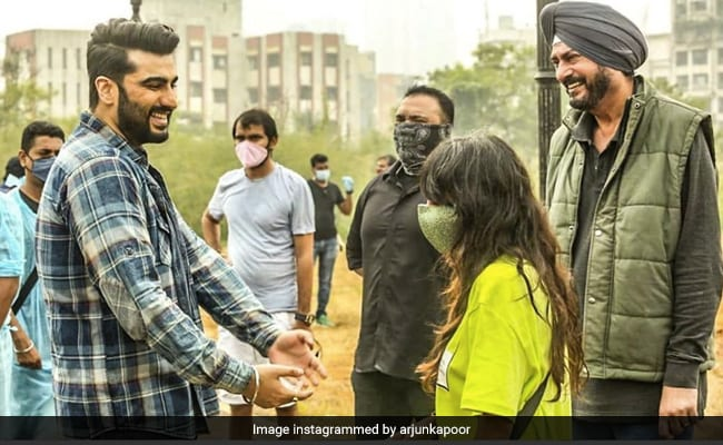 Arjun Kapoor, COVID-Free, Is Back At His 'Happy Place' As Seen In These Pics