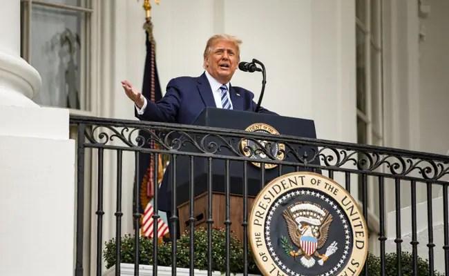 अमेरिकी राष्ट्रपति डोनाल्ड ट्रंप की कोरोना रिपोर्ट आई नेगेटिव :व्हाइट हाउस डॉक्टर