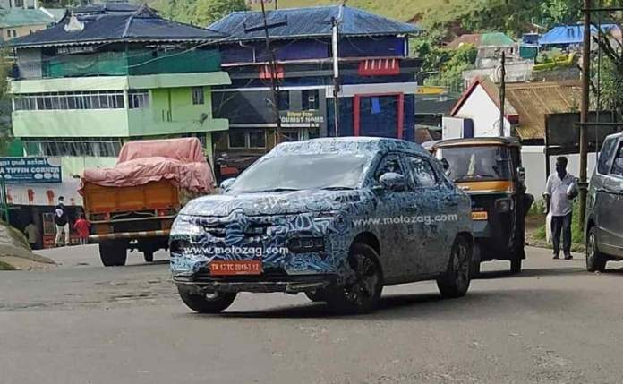 The new Renault Kiger subcompact SUV will be launched in India in 2021