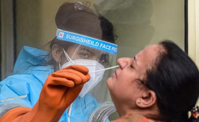 5bkrvqro coronavirus delhi november 2020 pti
