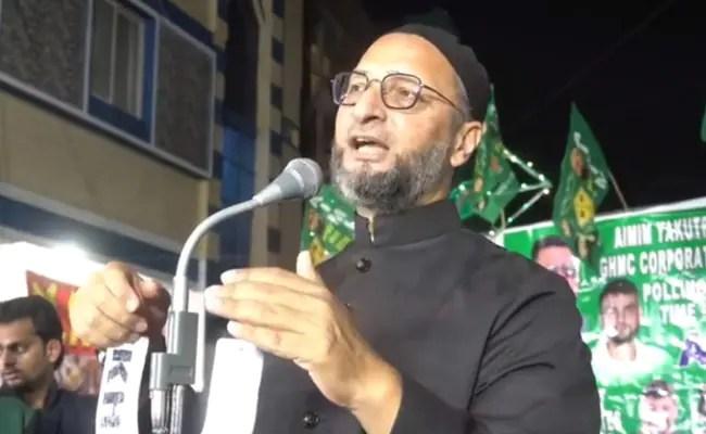 योगी आदित्यनाथ के 'हैदराबाद का नाम बदलने' वाले बयान पर असदुद्दीन ओवैसी का पलटवार