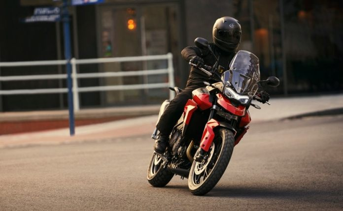 The 2021 Triumph Tiger 850 Sport will be the new entry-level ADV in the Tiger range
