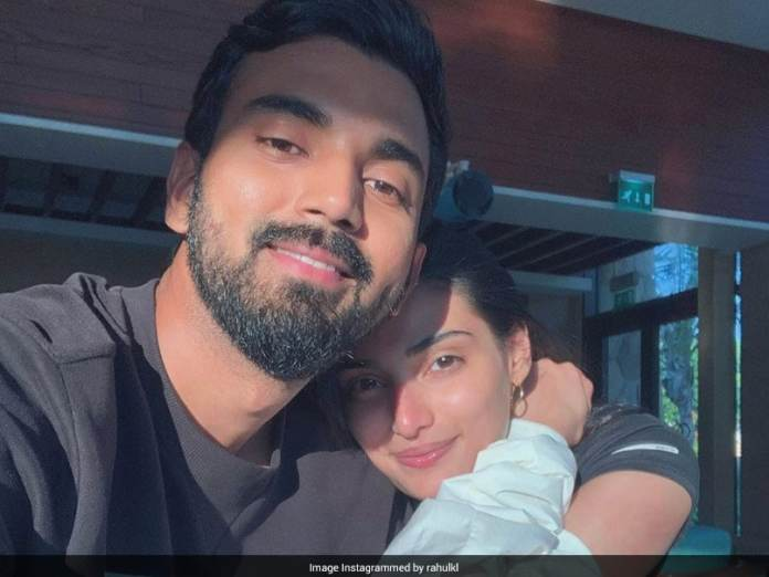 KL Rahul Shares Loved Up Picture On