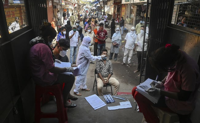 India Records Year's Highest Single-Day Spike With 47,262 COVID-19 Cases