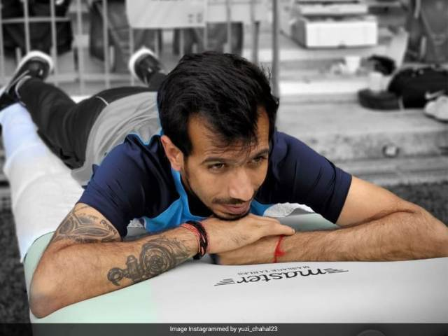 "Rashid Khan Asks Yuzvendra Chahal ""Kya Soch Rahe Ho"" On Instagram Pic. His Apt Reply"