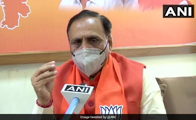 Gujarat CM Vijay Rupani Resigns with a year left in Office