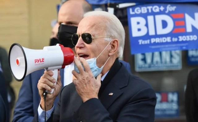 Joe Biden Takes Lead In Wisconsin, Michigan In Knife-Edge Fight With Donald Trump