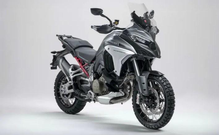 The Ducati Multistrada V4 gets two variants - V4 and V4S