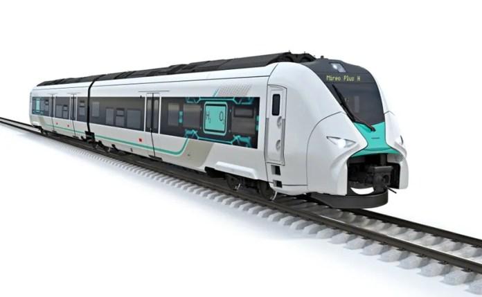 Deutsche Bahn is jointly developing the hydrogen train with German industrial giant Siemens