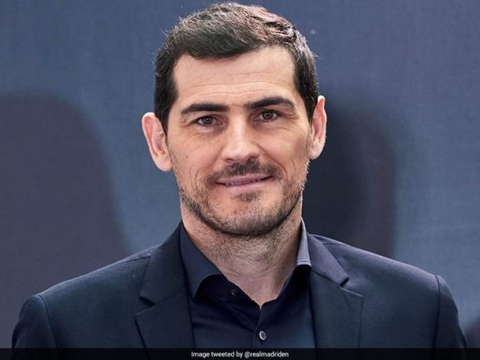Iker Casillas Returns To Real Madrid In Foundation Role