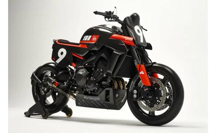 XR9 कार्बोना किट मोटरसाइकिल को पूरी तरह से बदल देती है, लेकिन यह सस्ता नहीं है