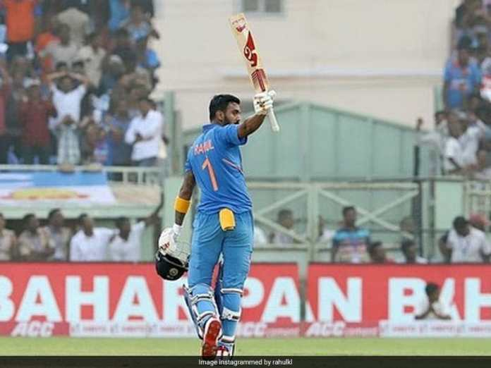 """Made This Journey Special"": KL Rahul Thanks Fans As He Hits 5 Million Followers On Twitter"