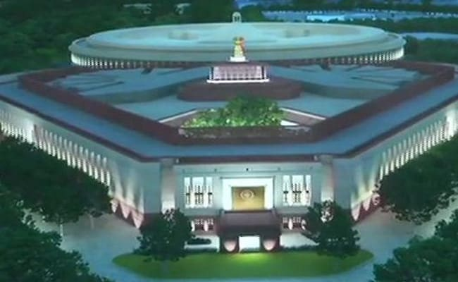 Something like this will be the new building of Parliament House, PM Modi  will do Bhoomi Pujan on 10 December - Granthshala News