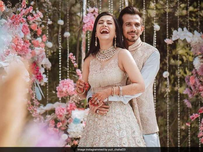 """Yuzvendra Chahal Shares """"Engagement Day"""" Pictures With Dhanashree Verma. Brian Lara And Others React"""