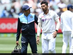 AUS vs IND, 2nd Test: Umesh Yadav Sucks Calf Muscle Injury, Taken For Scans
