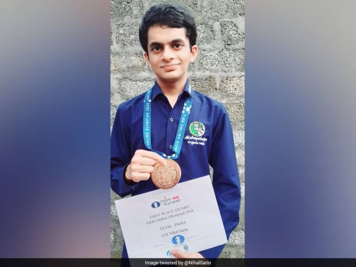 Nihal Sarin, D Gukesh Advance To Semifinals Of Online World Cadets And Youth Rapid Meet