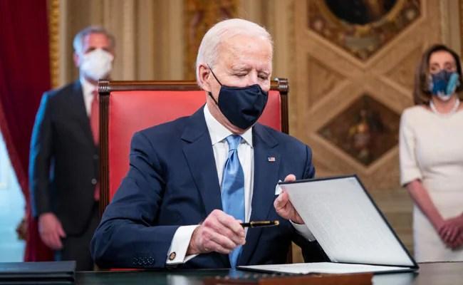 Wall Street Soars After Smooth Joe Biden Inauguration