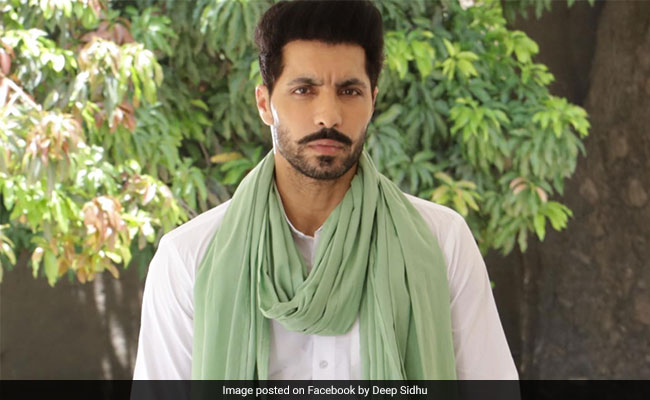 Actor Deep Sidhu, Accused In Red Fort Violence On Republic Day, Gets Bail