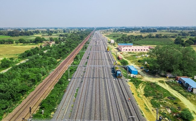 Capex Utilisation in Indian Railways' Dedicated Freight Corridor Project Up 21