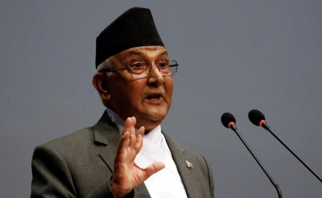 Nepal Prime Minister KP Sharma Oli To Seek Vote Of Confidence On May 10