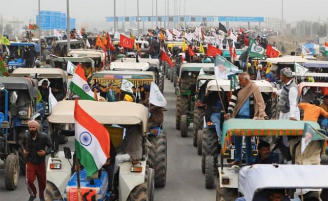 Won't Call Off Tractor Rally On Republic Day, Say Protesting Farmers